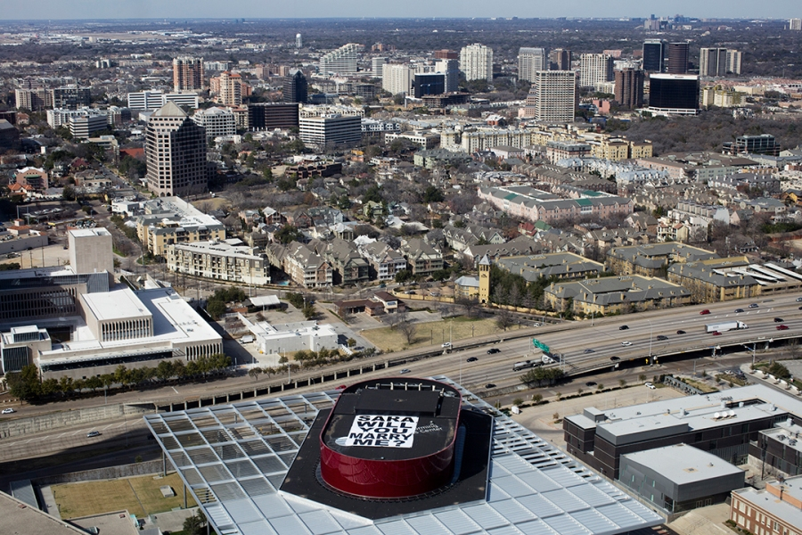 in Dallas, Texas on January 26, 2012.
